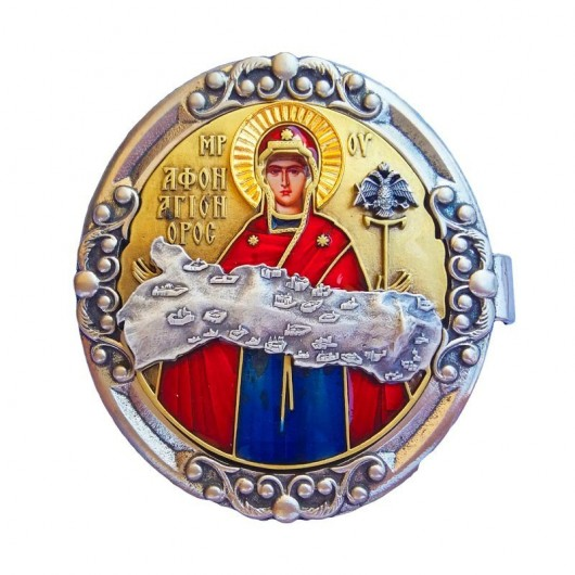 Belt clip - Holy St. Mary Atonitisa