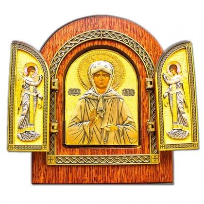 Триптих - Святой Блаженная Матрона