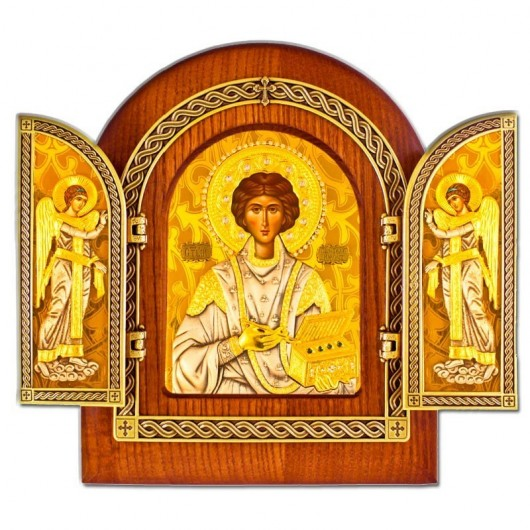 Triptych - St.Panteleimon