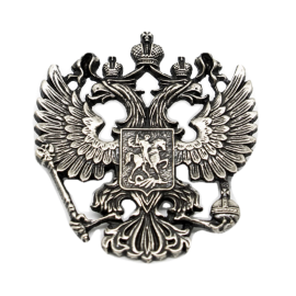 Значка - Руски стил