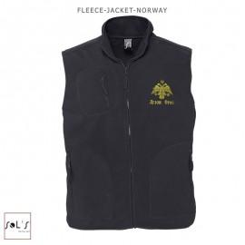 """Fleece Vest """"NORWAY"""""""