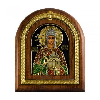 Icon - St.Tsar Lazar of Serbia