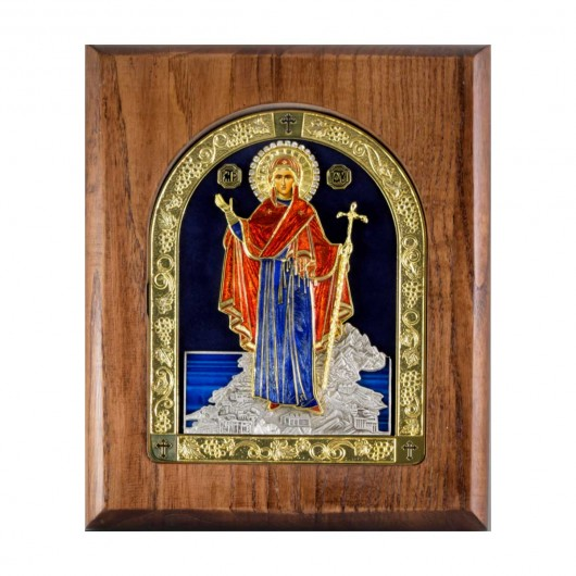 Икона - Святая Богоматерь Атонитиса