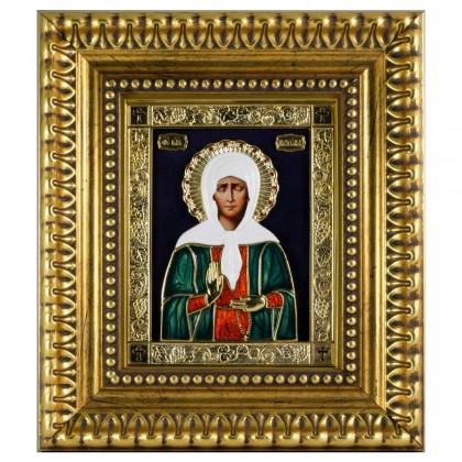 Icon - Blessed Matronа