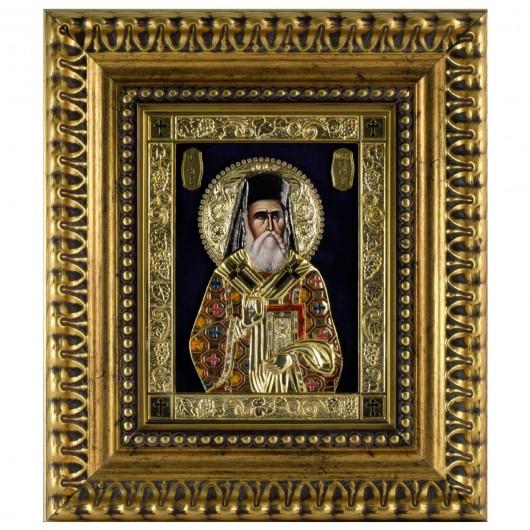 Икона - Свети Нектарије егински