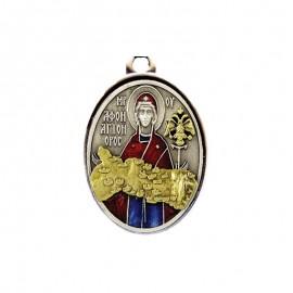 Икона - Святой Нектариос