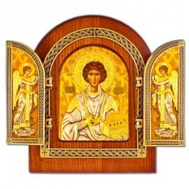 Значка - Манастир Ивирон