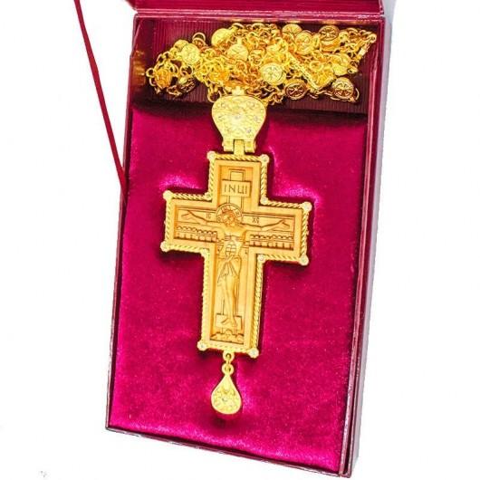 Стони крст за колач