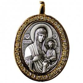 ζώνη - Η Παναγία Ατονίτισα