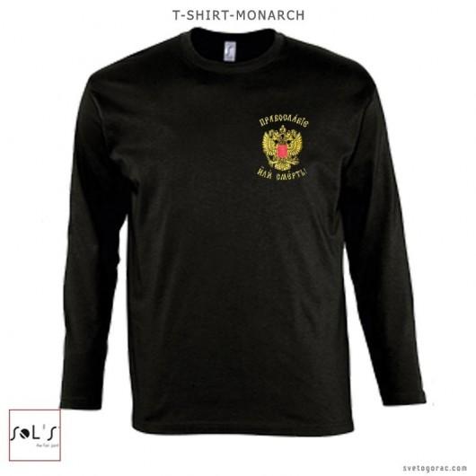 "T-shirt ""MONARCH"""