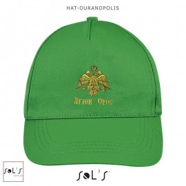 """Hat """"OURANOPOLIS"""""""