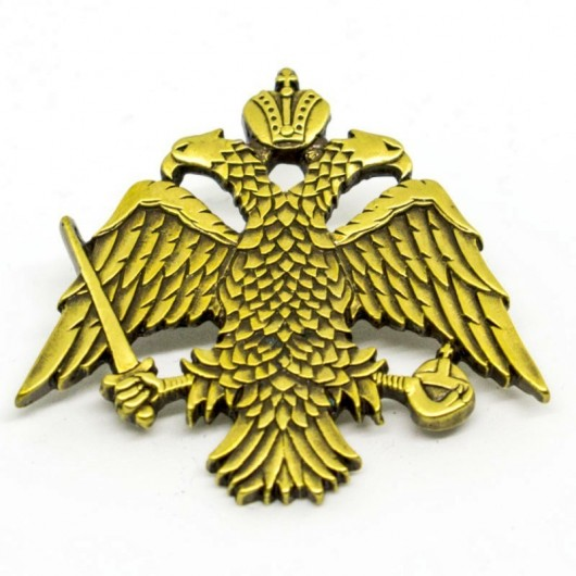 Значка - Византијски стил