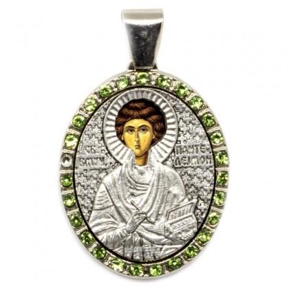 Огрлица - Свети Пантелејмон