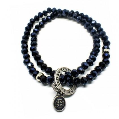 Double chains  -  seaside motiv