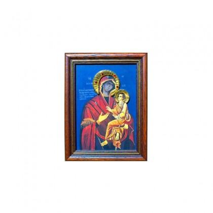 Triptych - Saint Nicholas