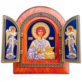 Триптих - Святая Богоматерь Атонитиса