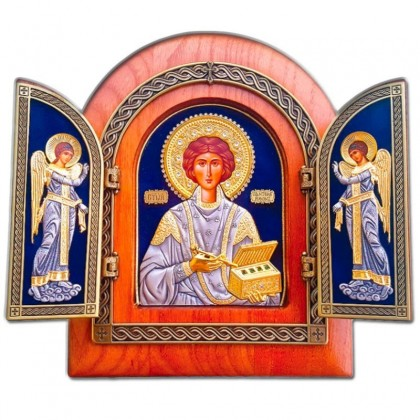 Triptych Icon - Athonitisa