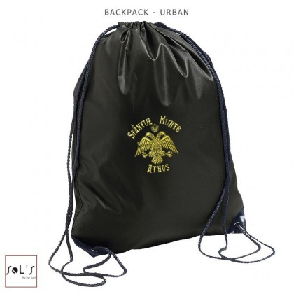 "Backpack ""URBAN""-Black"