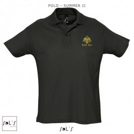 """Polo-Shirt """"AZZURRO"""""""