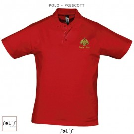 "Polo-Shirt ""RUGBY"""