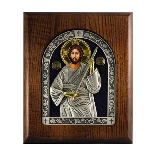 Εικόνα - Ο Ιησούς Χριστός με σπαθί